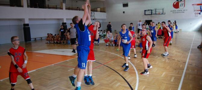 Zapraszamy na zajęcia z koszykówki chłopców roczniki 2002-2005