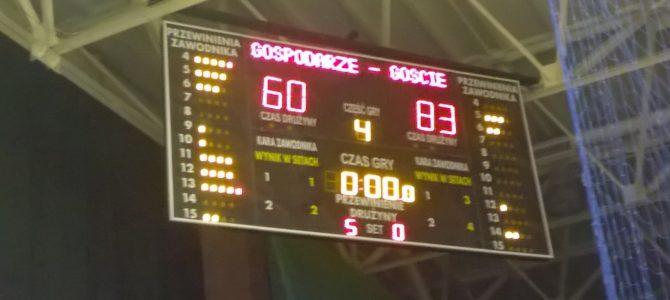 Juniorzy starsi U20 wygrywają w Szczecinie