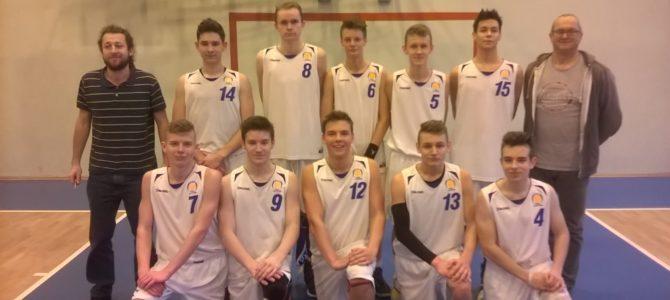 Zapraszamy na Ćwierćfinały Mistrzostw Polski Kadetów U-16M w koszykówce